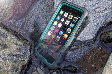 Como tornar um iPhone X submersível