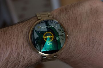Como hackear o Android Wear