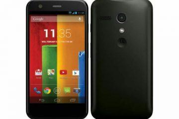 Como instalar o Android 8.0 Oreo no Moto G1 ou Moto G 2013