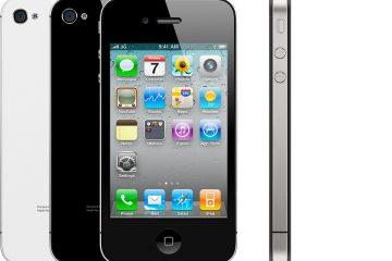 Como desbloquear um iPhone 4?