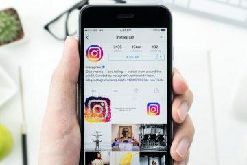 Como ocultar fotos do Instagram sem excluí-las