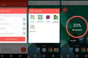 Como otimizar jogos em um celular Android