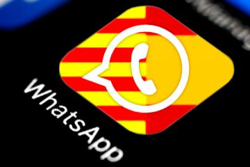 Como colocar a bandeira da Espanha no perfil do WhatsApp em 5 etapas