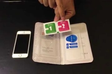 Como colocar vidro temperado em um telefone celular