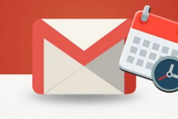 Como agendar o envio de um email no Gmail