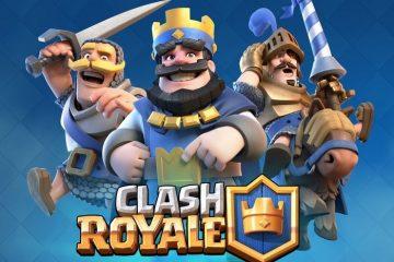 Como recuperar uma conta Clash Royale?