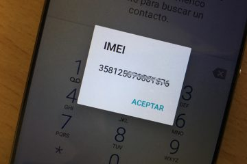 Como ver e conhecer o IMEI do seu celular