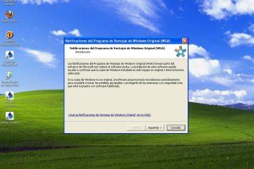 Como reconhecer um sistema operacional Windows original