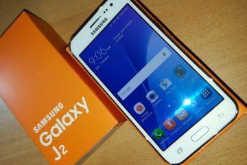 Como saber se o Samsung Galaxy J2 possui magnetômetro