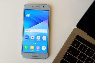 Como usar o Modo Simples no Samsung Galaxy A3