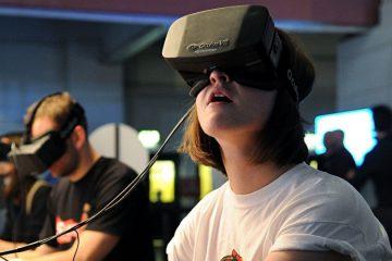 Como assistir filmes no Oculus VR