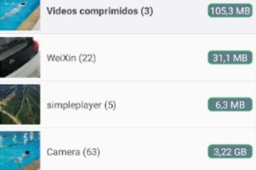 Como comprimir um vídeo para enviar pelo WhatsApp Messenger? Guia passo a passo