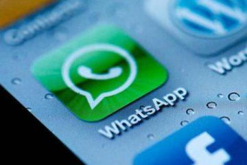 Cancelar o envio de fotos ou vídeos pelo WhatsApp