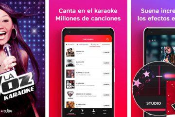 Quais são os melhores aplicativos para cantar bem e sintonizados para Android e iOS? Lista 2019