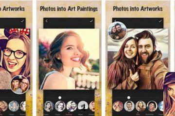 Quais são os melhores aplicativos para converter fotos em desenhos animados no Android e iOS? 2019
