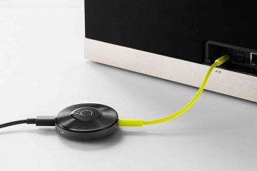 Chromecast Audio: recursos e como funciona