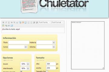 Chuletator, crie suas costeletas online