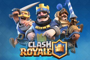 Download Clash Royale para Blackberry