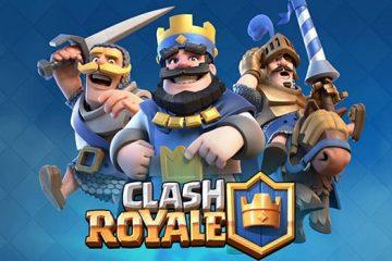 O limite de doações no Clash Royale