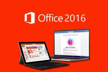 Como instalar o Office 2016
