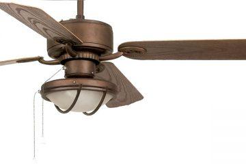 Como instalar um ventilador de teto