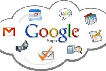 Como criar uma conta do Google Gmail?