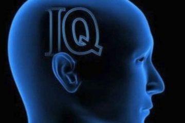 Como é medido o coeficiente intelectual?