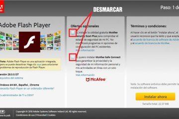 Como atualizar o Adobe Flash Player de forma rápida e gratuita? Guia passo a passo