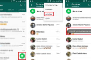 Como atualizar contatos do WhatsApp facilmente? Guia passo a passo