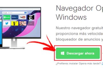 ¿Cómo actualizar el navegador Opera a la última versión? Guía paso a paso
