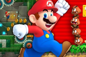 Como voltar em Super Mario Run