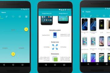 Como ter um comparador móvel no Android?