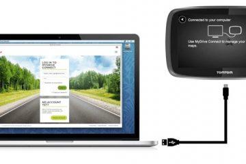Como atualizar o software de navegação GPS TomTom gratuitamente? Guia passo a passo
