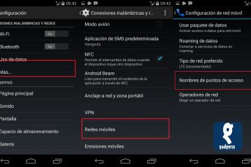 Como configurar o APN de um dispositivo Samsung?