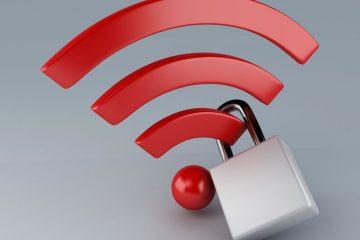 Obtenha chaves WiFi com seu celular