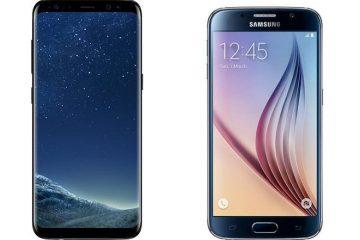 Vale a pena vender meu Galaxy S6 para mudar para um Galaxy S8