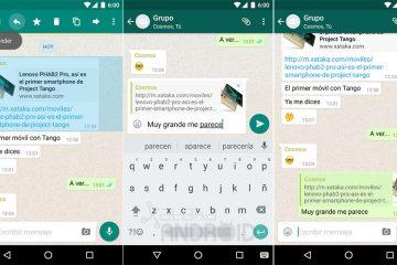 Como copiar uma mensagem do WhatsApp