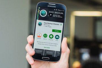 Os melhores aplicativos para backup do Android