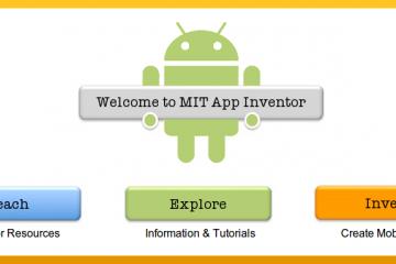 Crie aplicativos para Android sem conhecer a programação