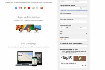 Como criar uma conta na loja Google Play?