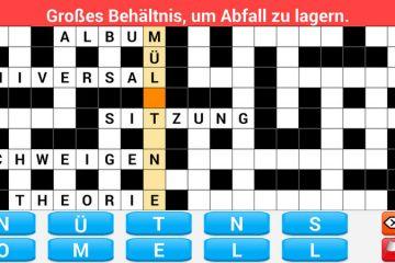 Os melhores jogos de palavras cruzadas para Android