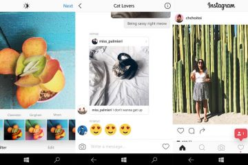 Qual é o filtro mais usado nas fotos do Instagram