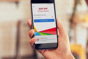 Qual é o melhor aplicativo para encomendar entrega em domicílio