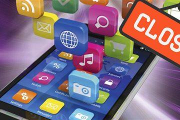 Como resolver o problema: os aplicativos se fecham no Android e no iPhone? Guia passo a passo