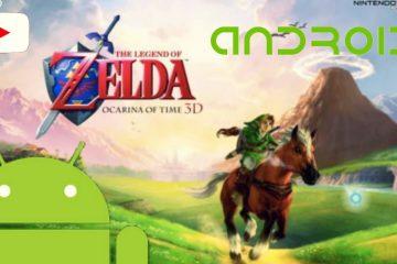 Quando você pode baixar The Legend of Zelda para Android