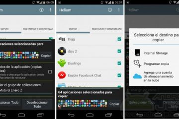 Quanto tempo dura o backup no Android?