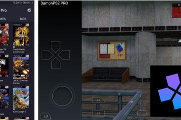 Quais são os melhores emuladores do PS2 para Android? Lista de 2019