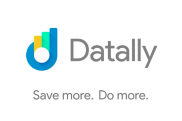 Como salvar dados com o Google Datally?