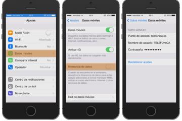 Meu celular não consegue encontrar dados para celular – o que fazer?