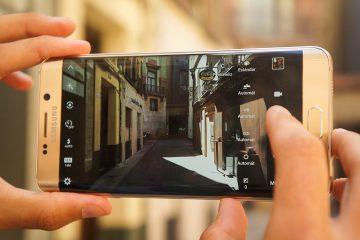 Como desativar o Modo de venda em um Samsung Galaxy S6?